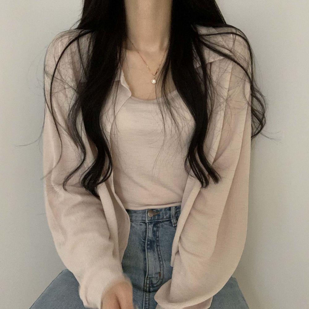 촤르르 썸머 셔츠,나시 세트