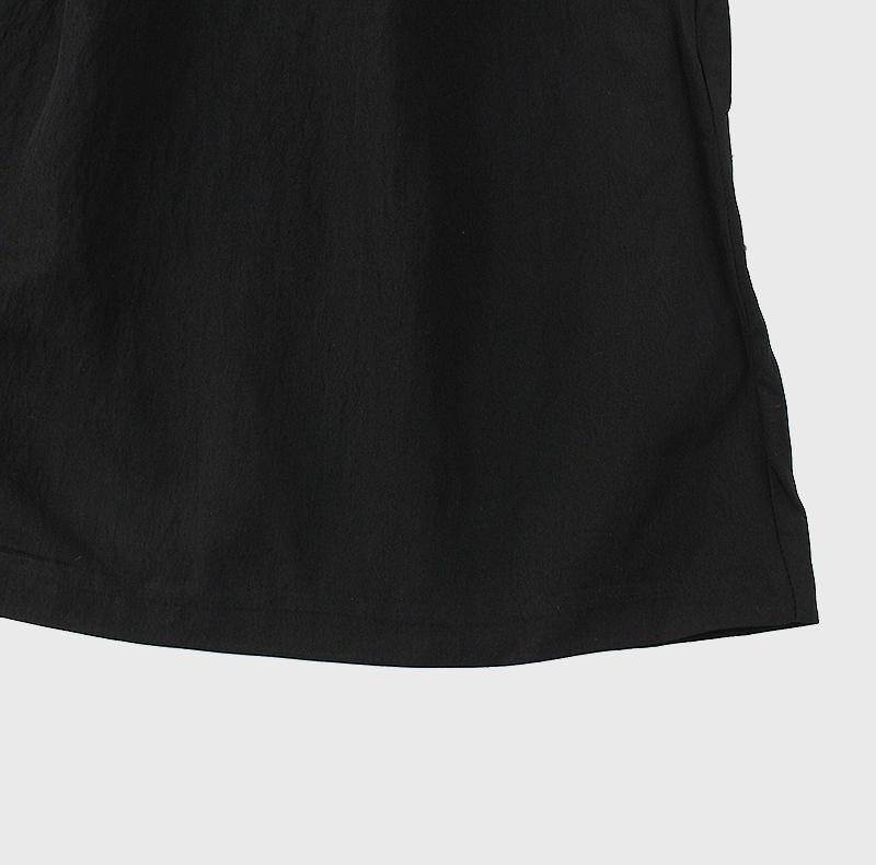 Paper long skirt