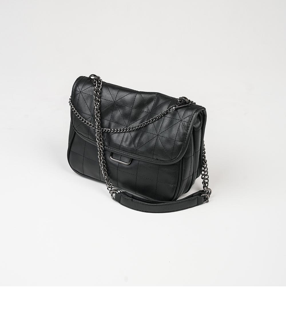 Homerine Chain Shoulder Bag