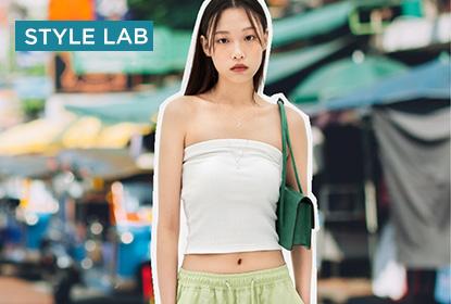 變身Lisa,Minnie!用韓國單品搭出質感繽紛泰國風格🏝