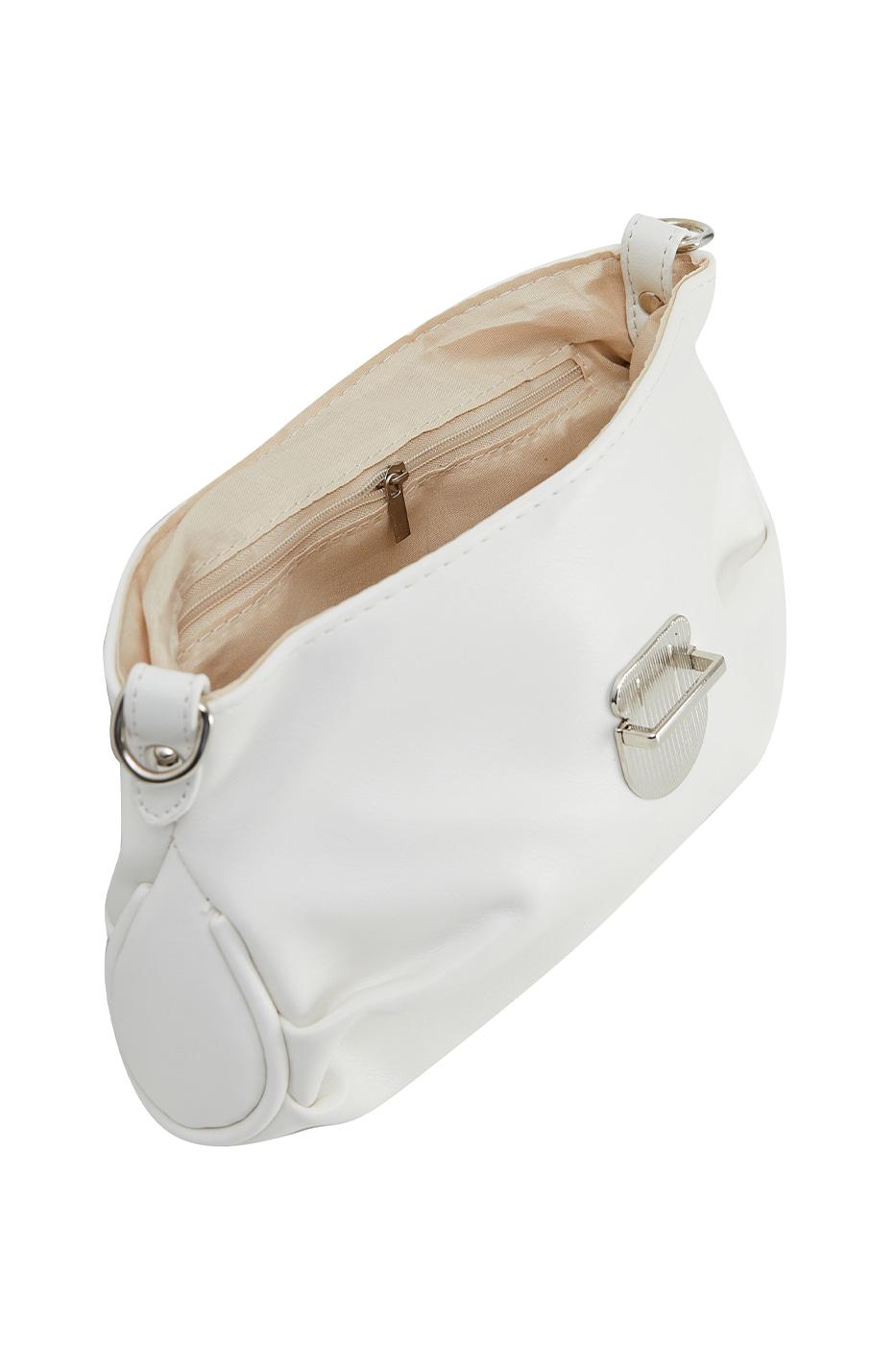Rich two-way shoulder bag