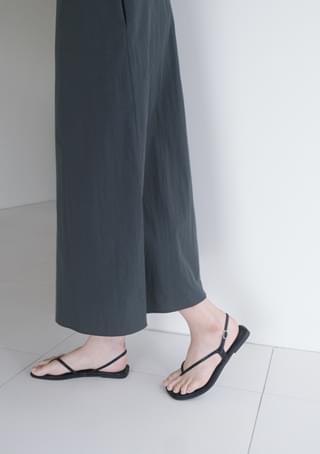Y shape flip-flop sandal