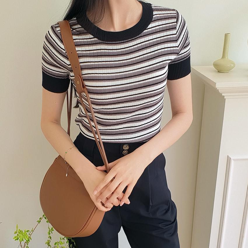 Genne Stripe Knitwear