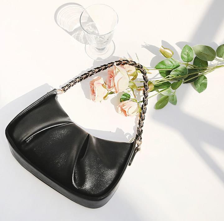 Chain Accent Mini Bag