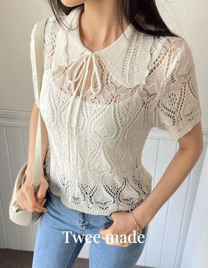Summer Crochet Knitwear