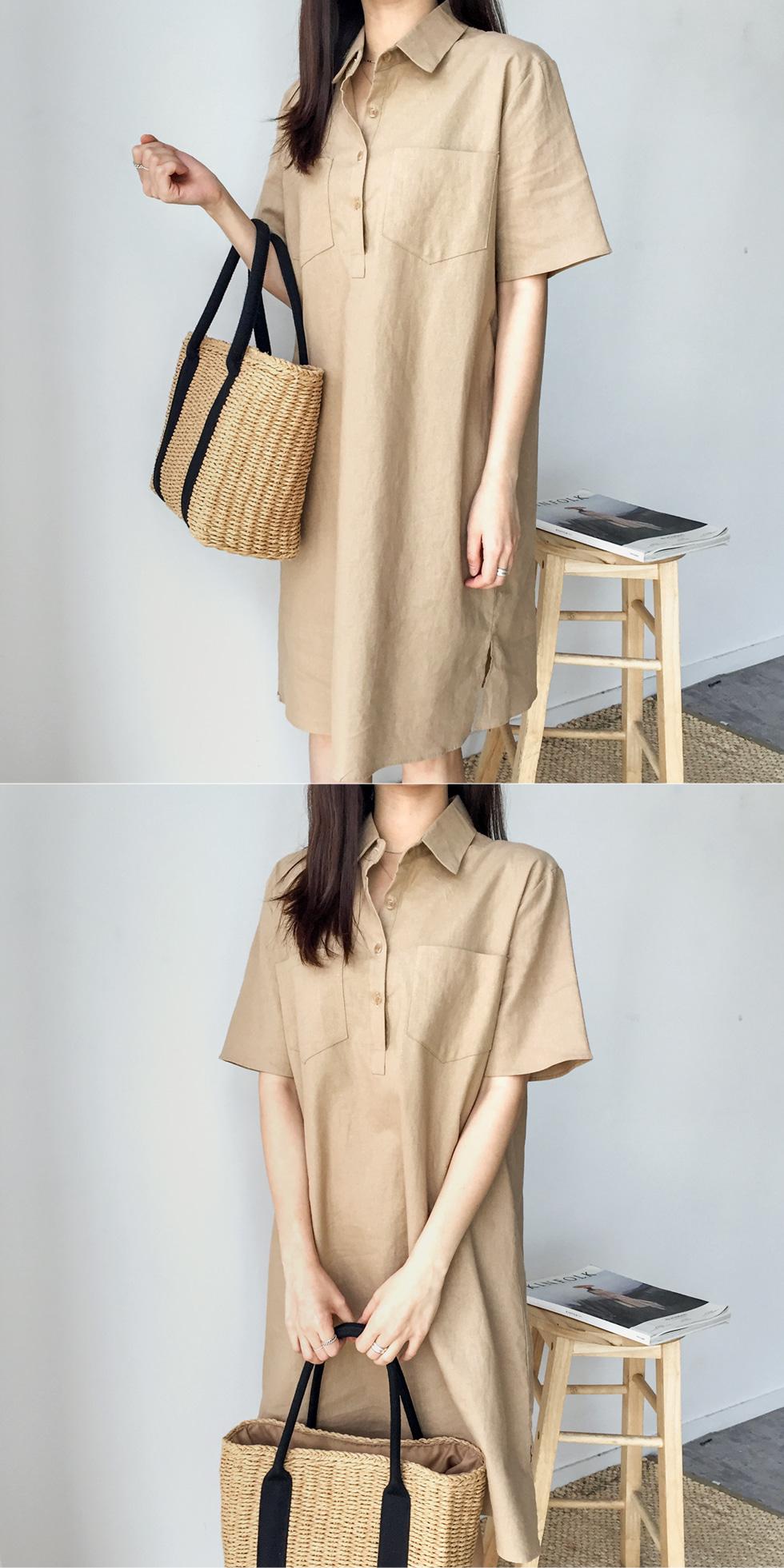 Dieli Linen Dress