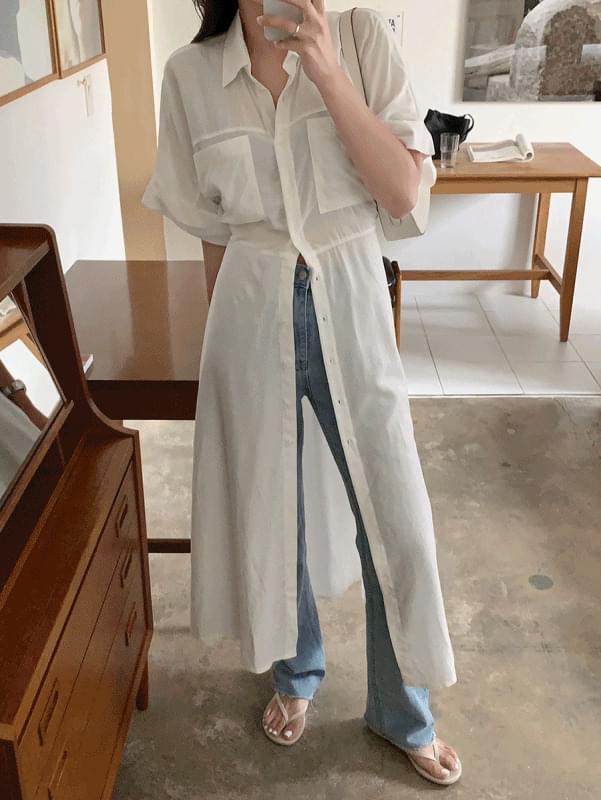 Milan Shirt Dress