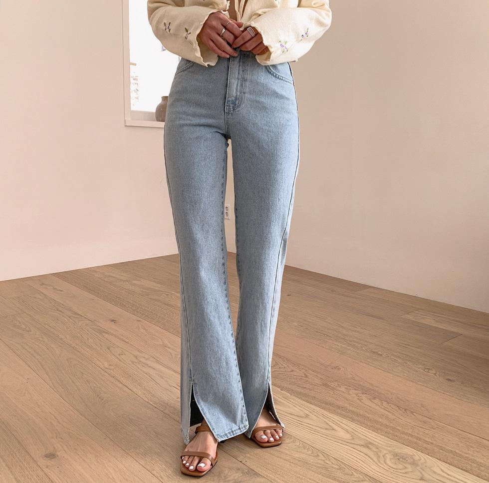 Icebreaker Faded Slit Jeans