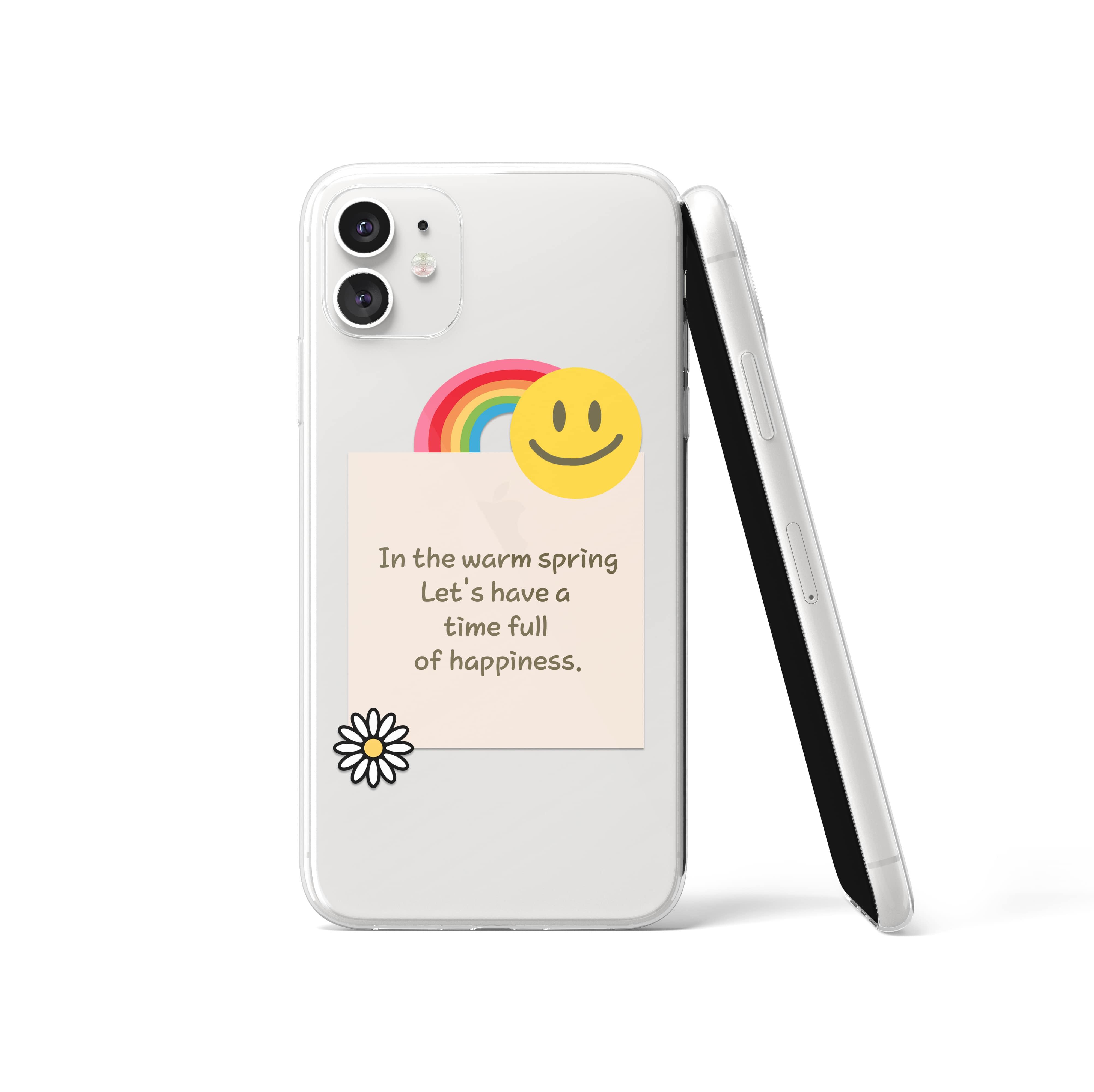 smile rainbow case