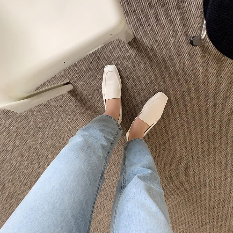 Howell stitch loafers
