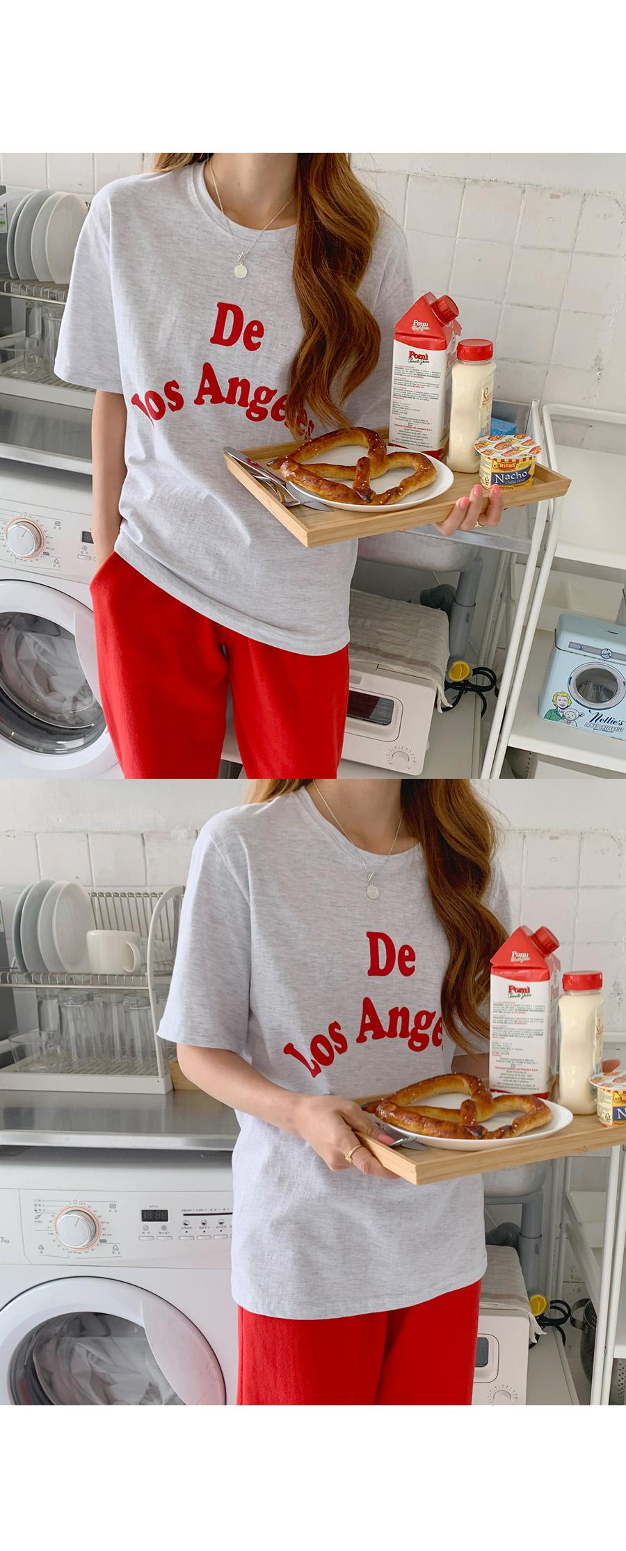 Dross Angel Lettering T-shirt