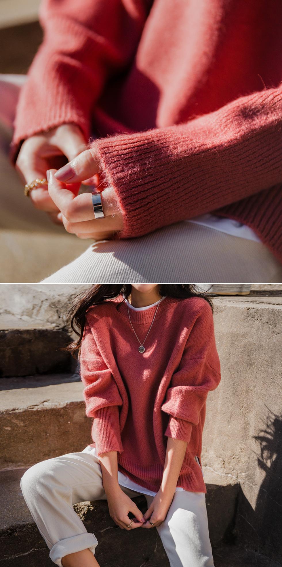 Love it puff knit
