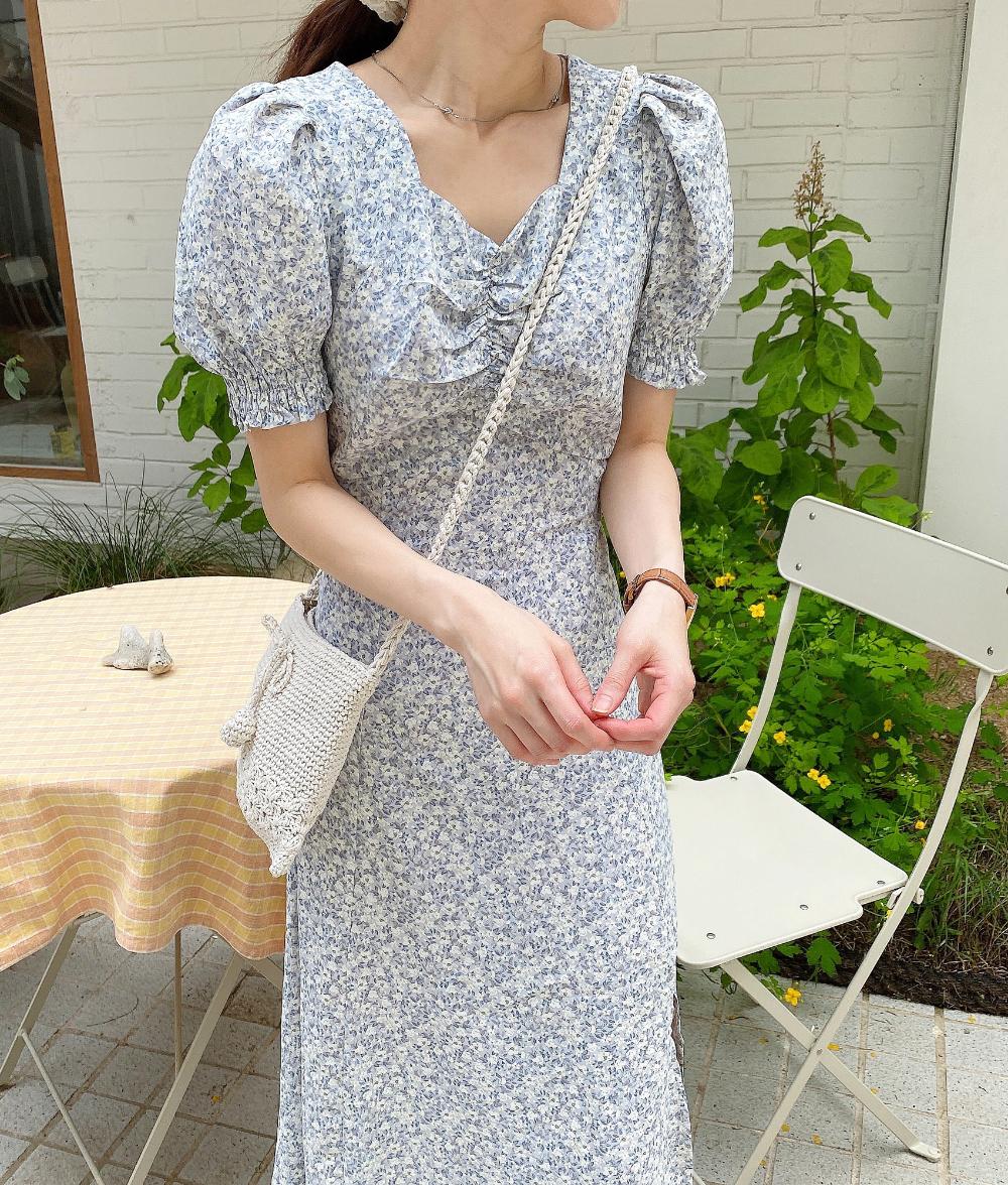 Knitwear mini crossbody bag