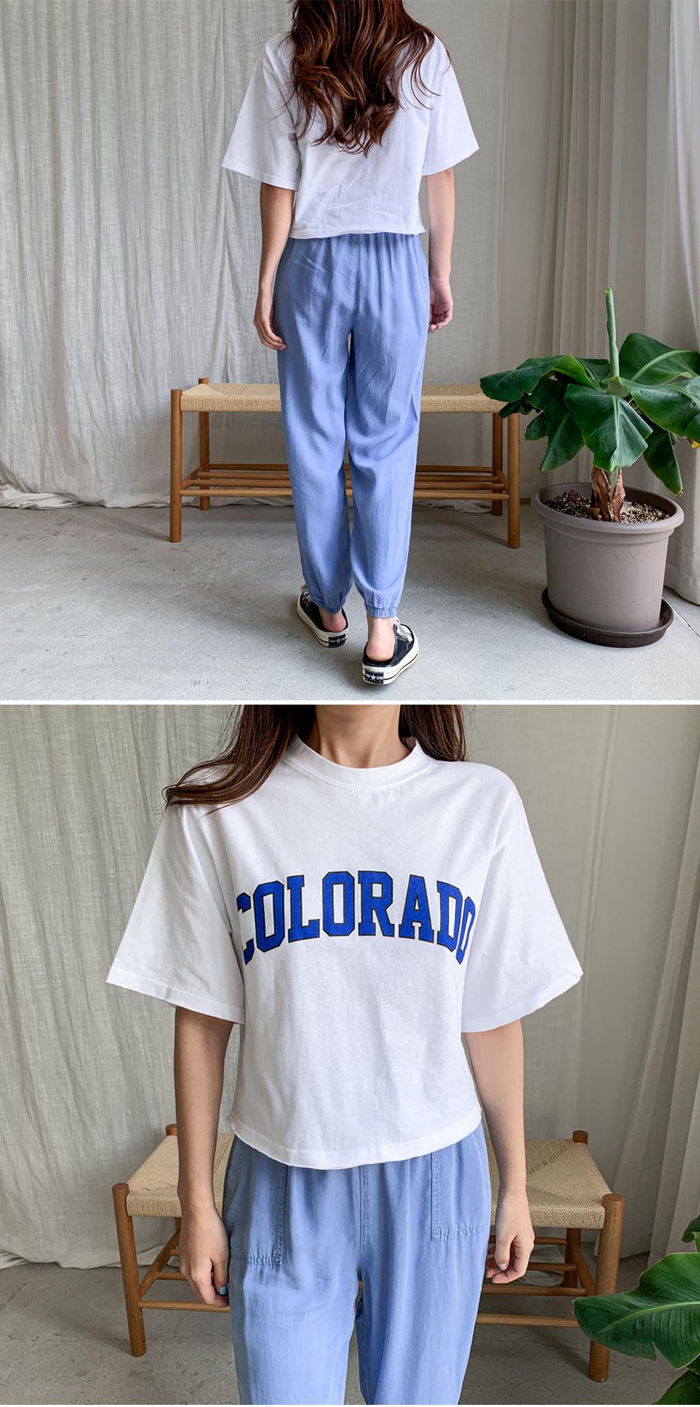 Coco Crop T-shirt