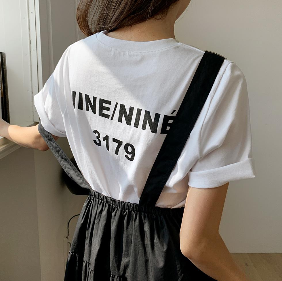 White Nine T-shirt