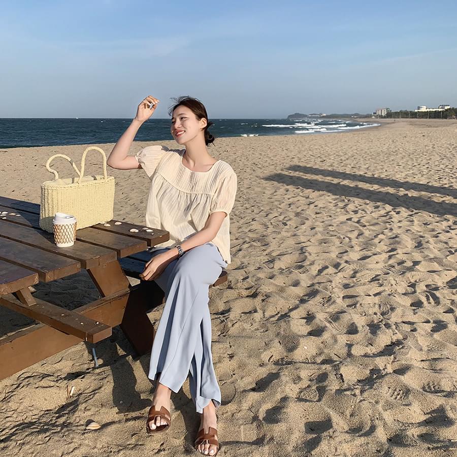 Dorothy square blouse