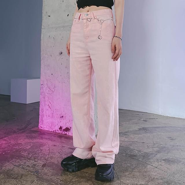 Linen Tui Wide Pants