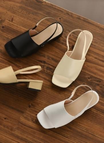 Bagel Open Toe Banding Sandals SDLTS2d146