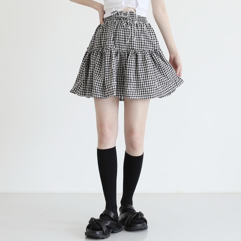 Bonafril Mini Skirt