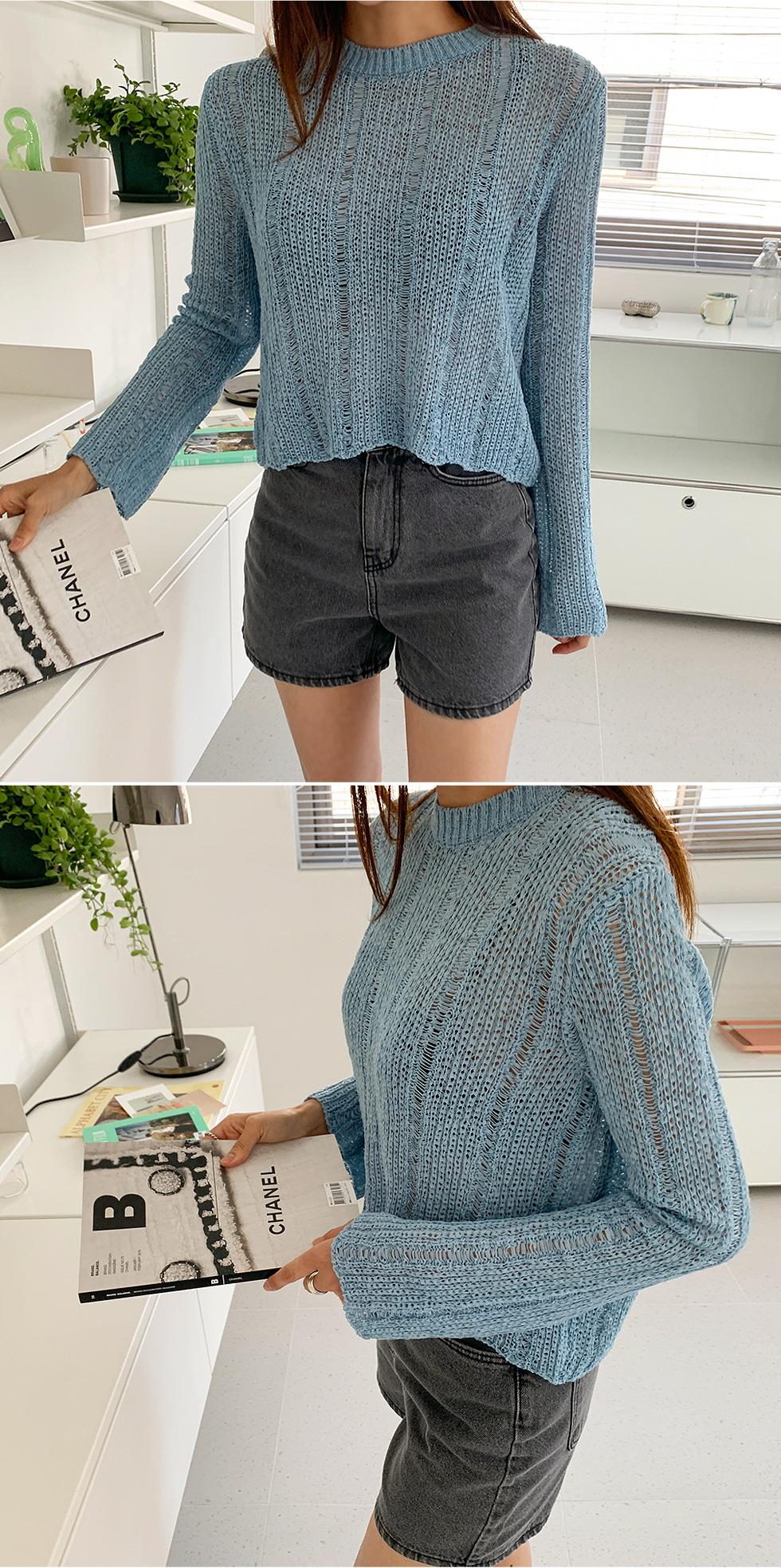 Plaindenim shorts