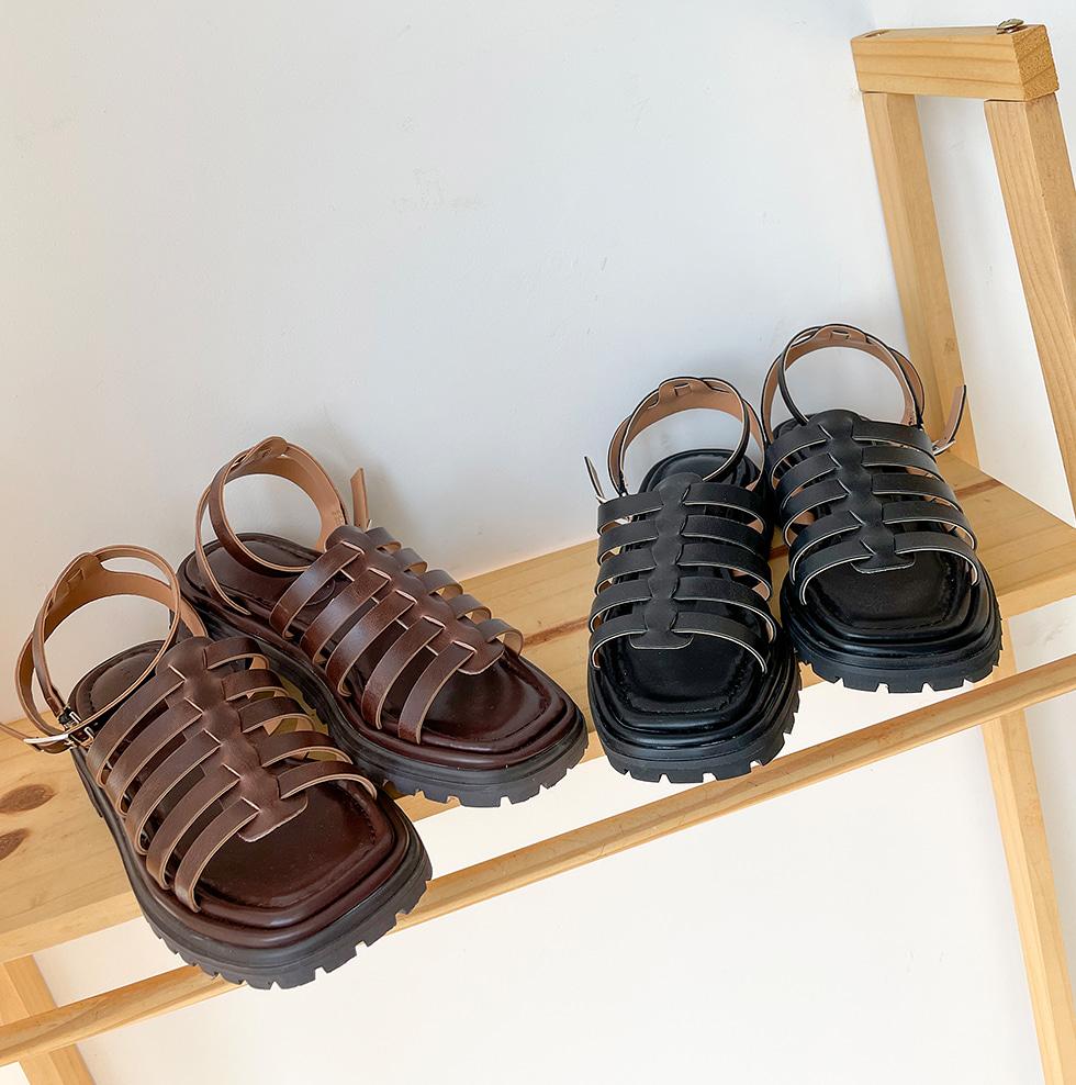 Pressure sandals