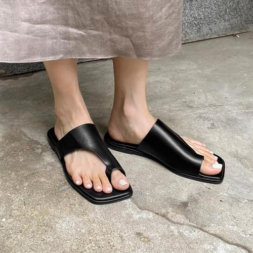 Ilya Square Slippers