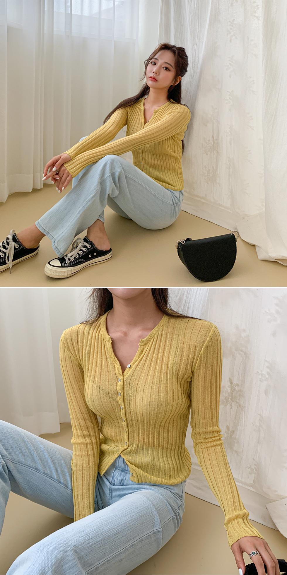 Enco Ribbed Knitwear