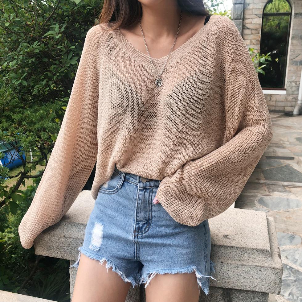 Of Deep Hachi Knitwear