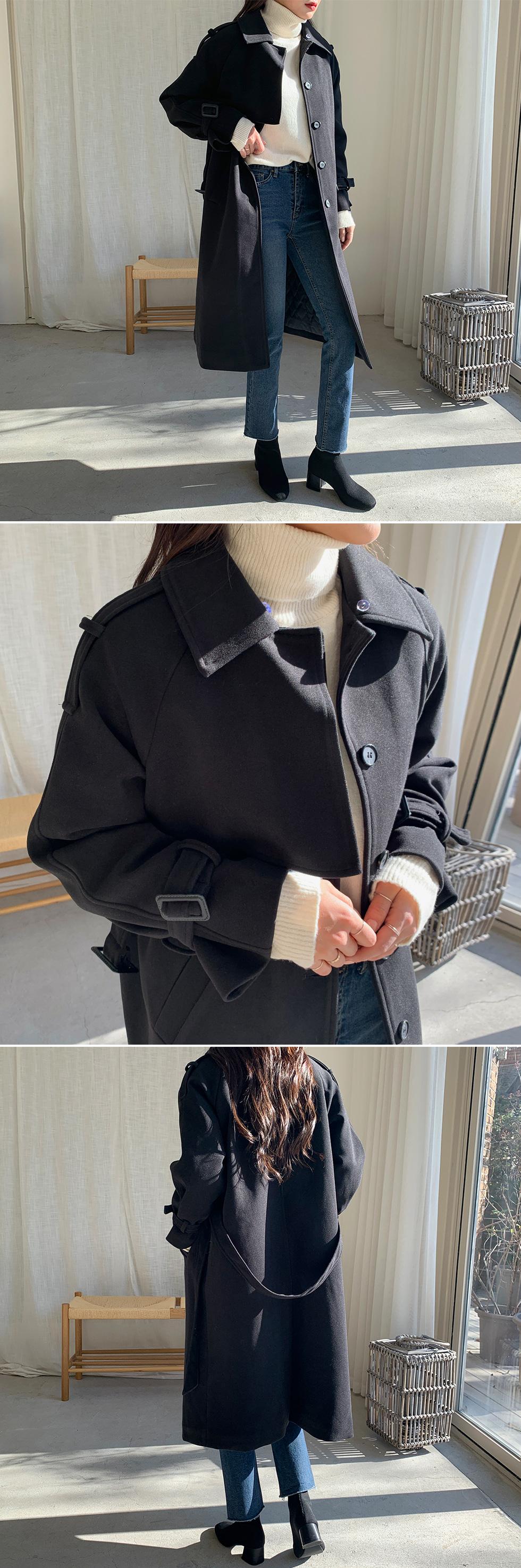 Chic furnubim coat
