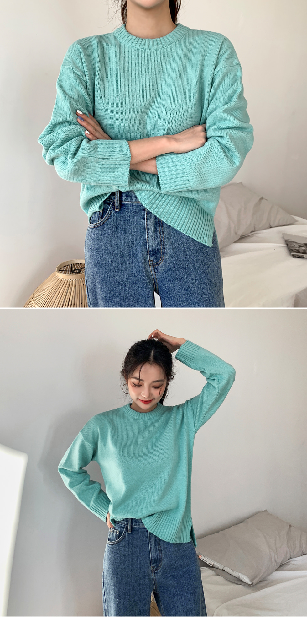 London Round Knitwear