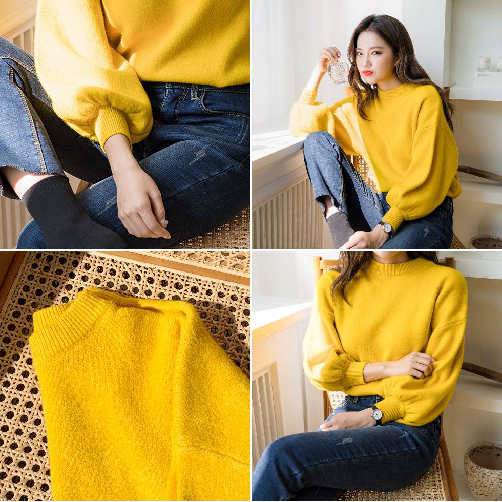 Kindpuff Knitwear