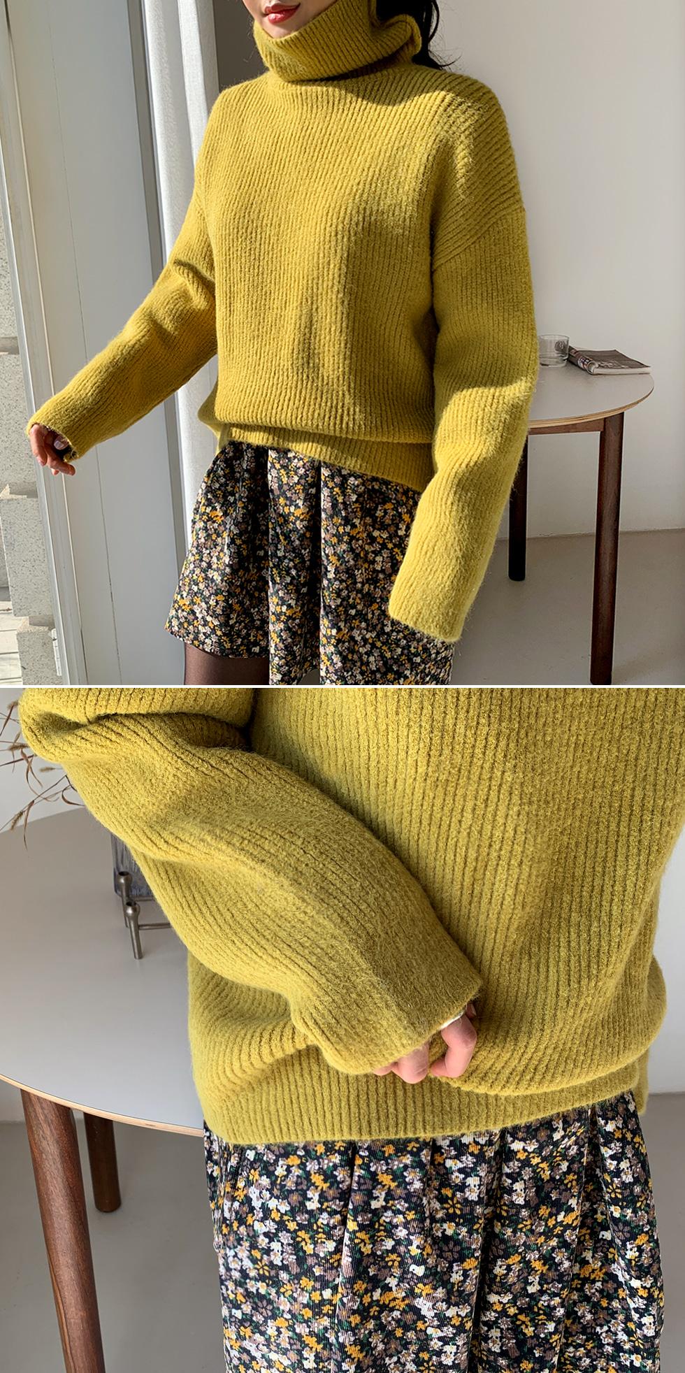 Heidi Turtle Knitwear