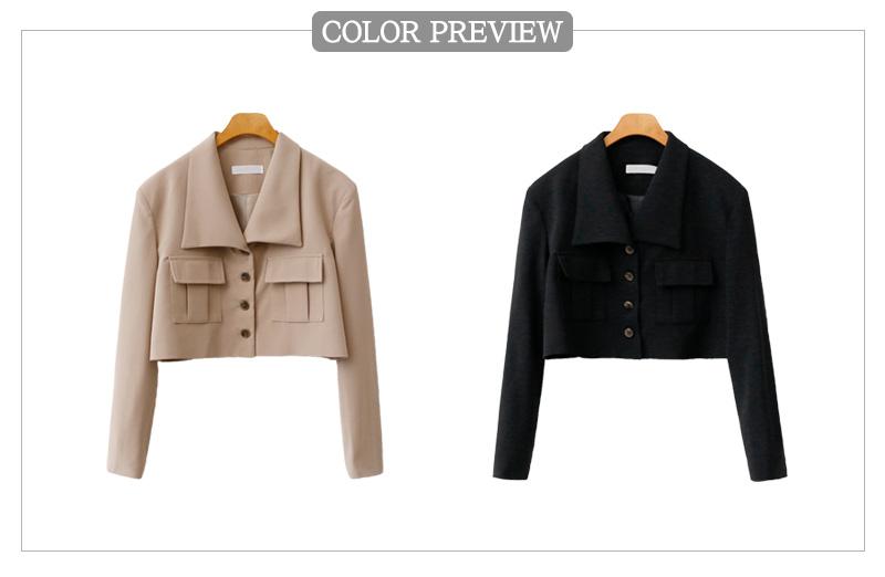 Of shorts jacket