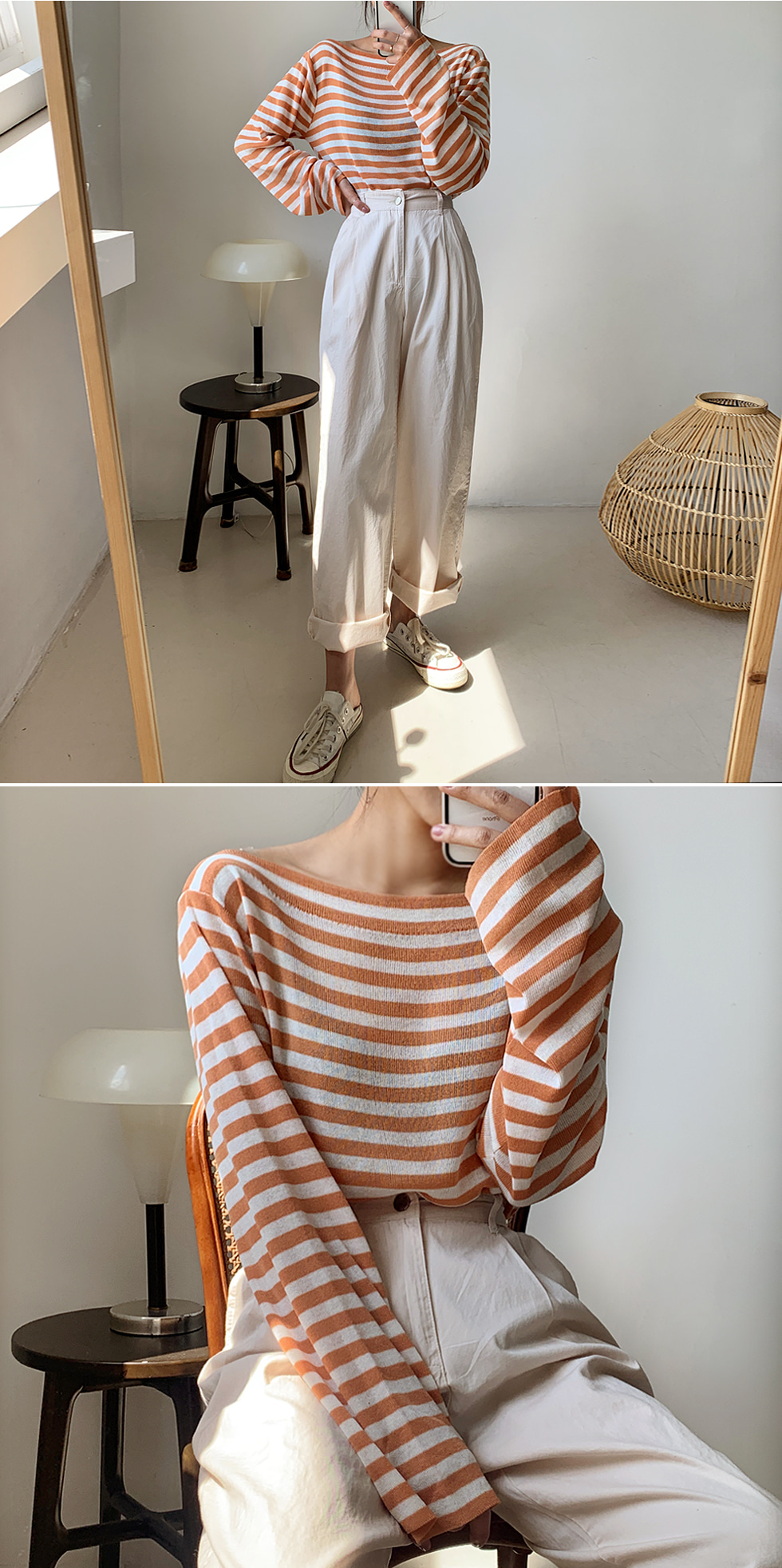 Show Me Boat Neck Knitwear
