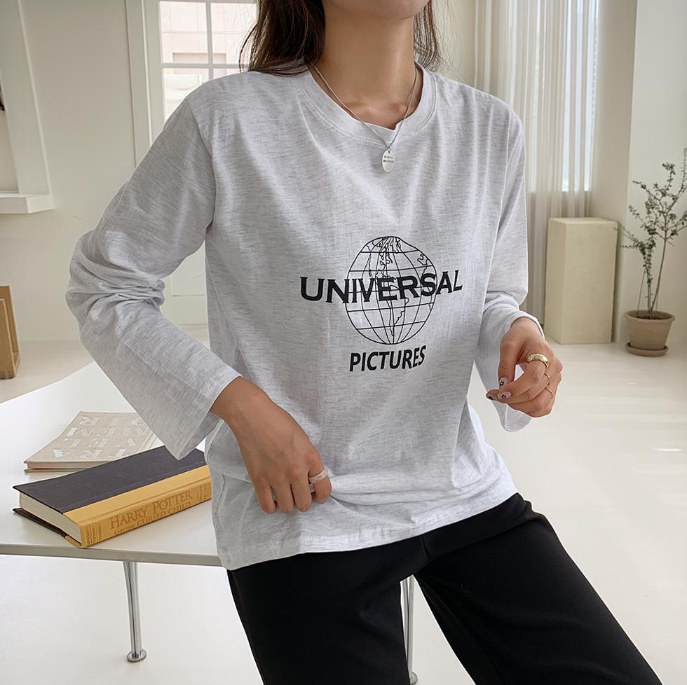 Universal Long Sleeve Tee