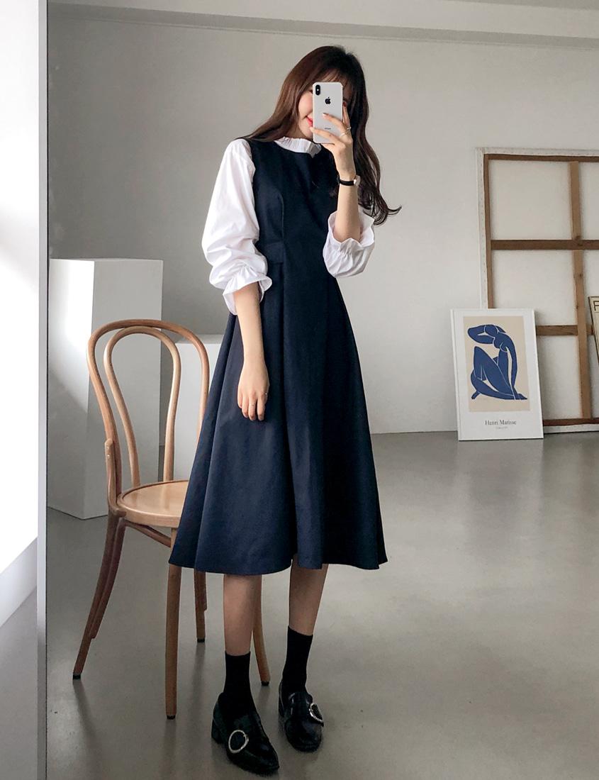 One Chu Long Dress