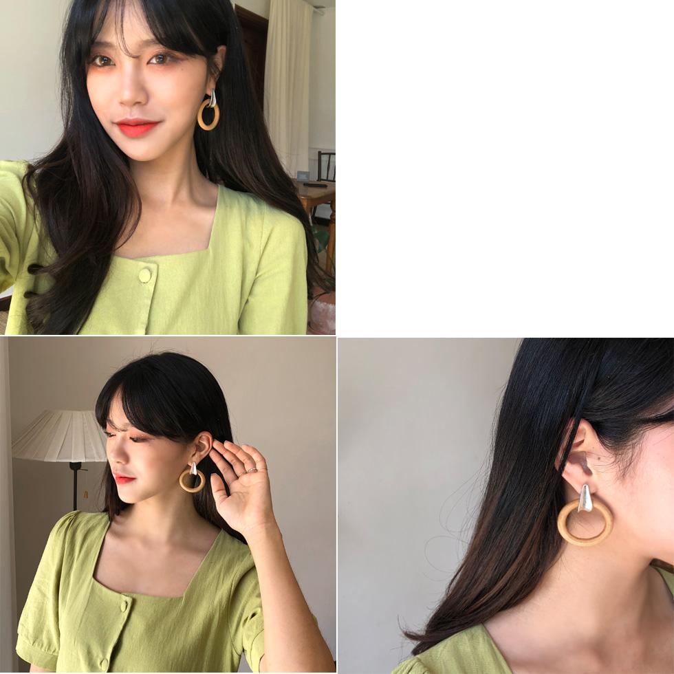 Somewood Earring