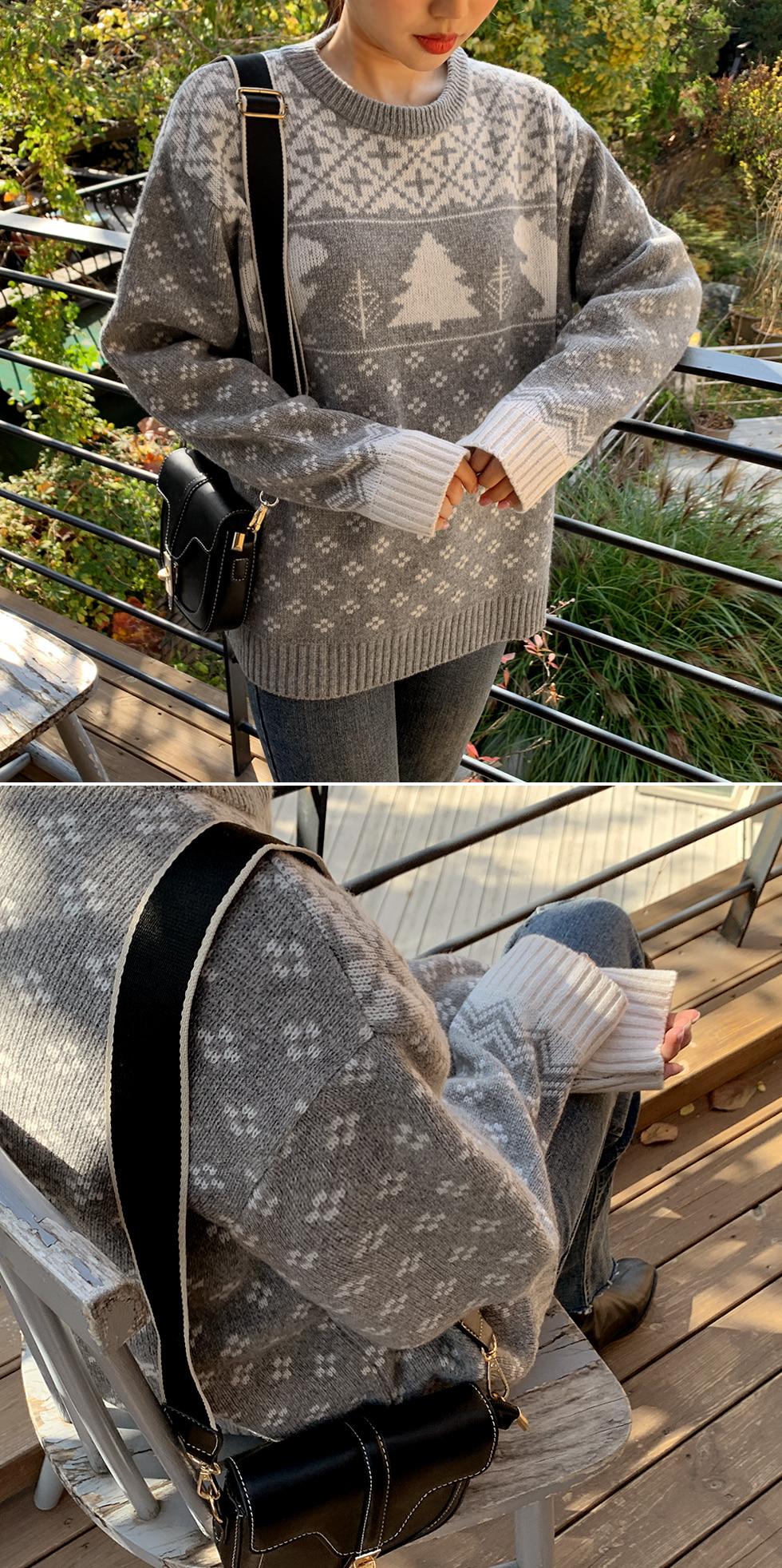 Squad Wool Knitwear