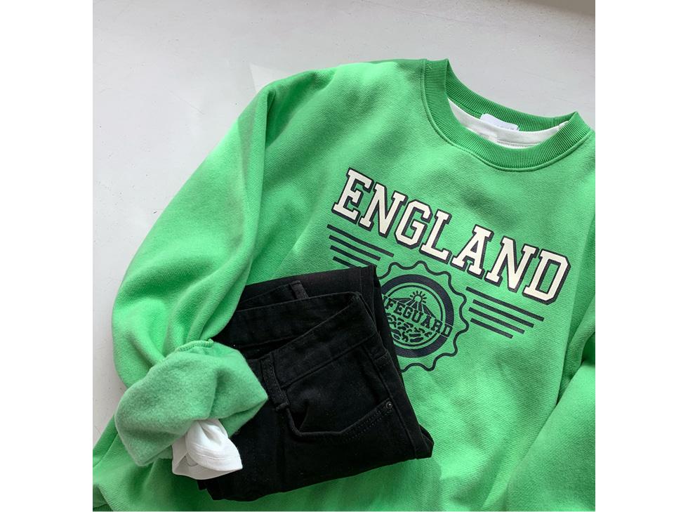 Land Woolen Sweatshirt