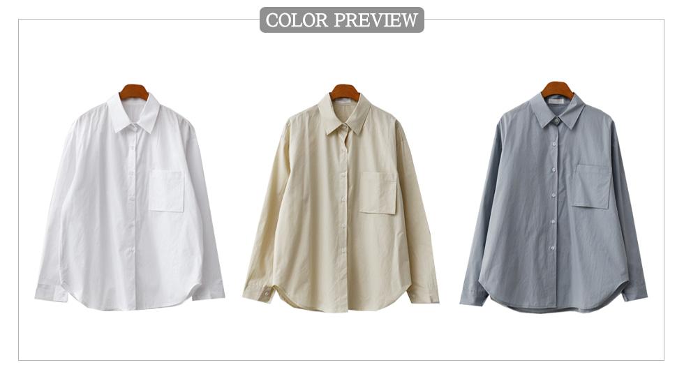 Mood pocket shirt
