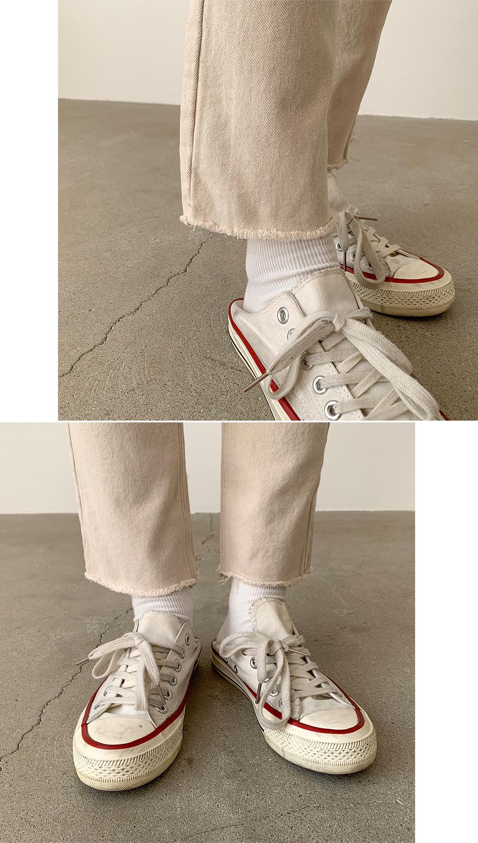 Cream Cheese Spandex Pants