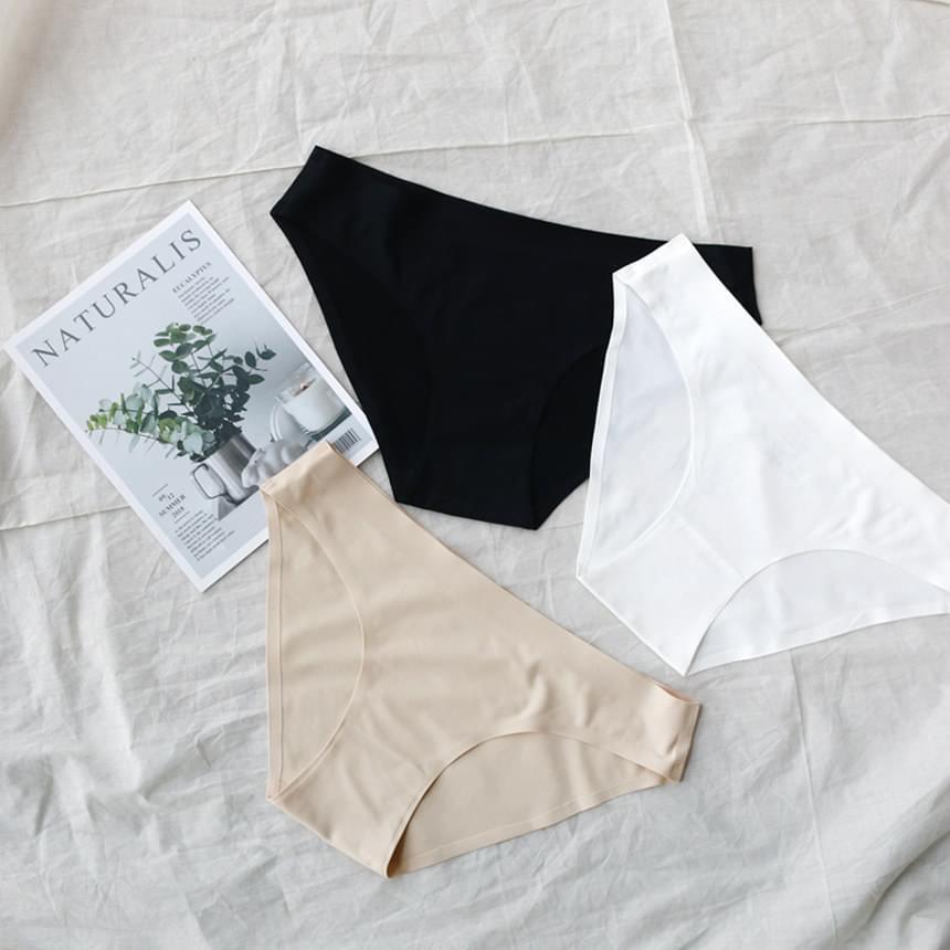 Seamless Bikini Inner Panties