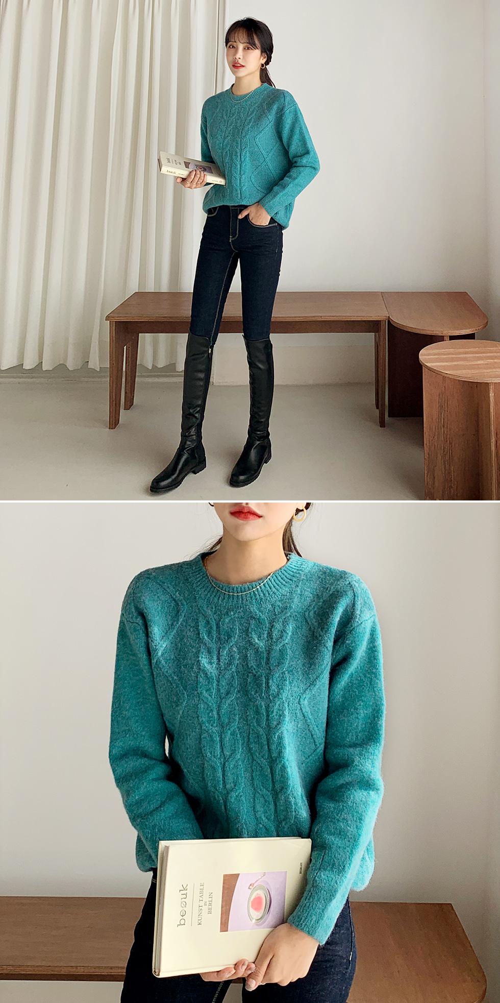 Booklet Knitwear