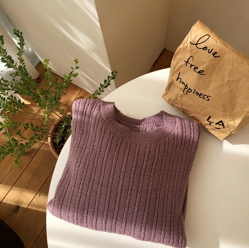 Runner B Dotom Knitwear