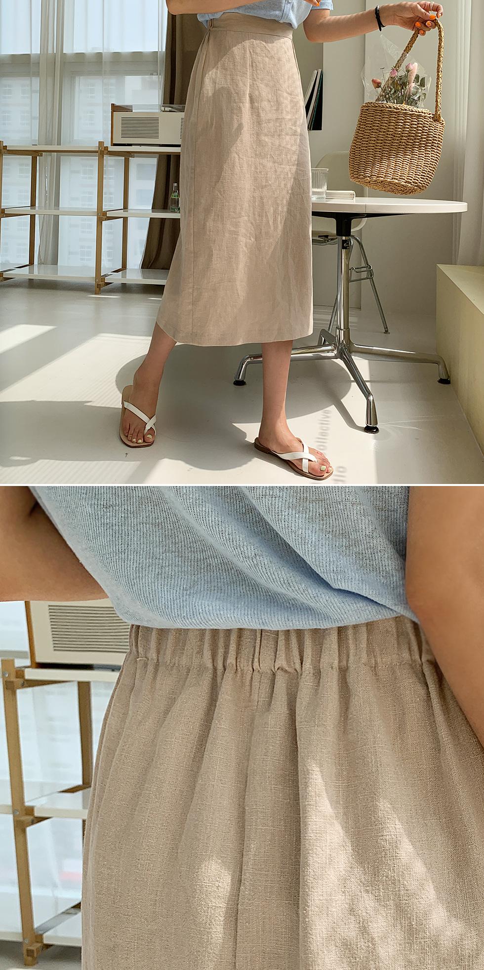 Lily Epoline Skirt