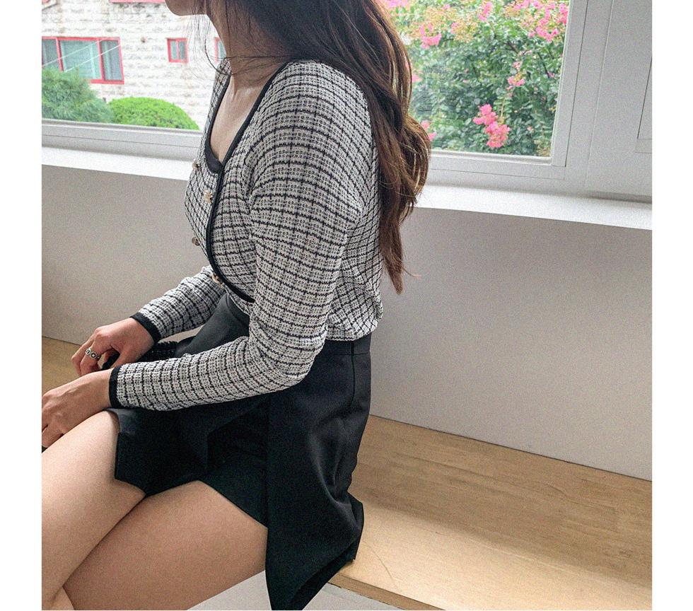 Mix Square Knitwear