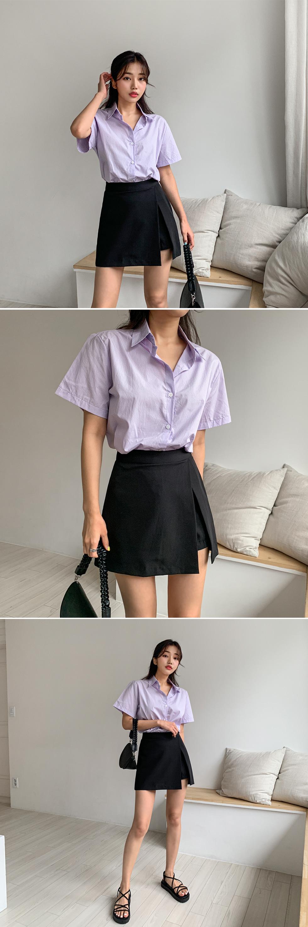 Bucket Half Shirt