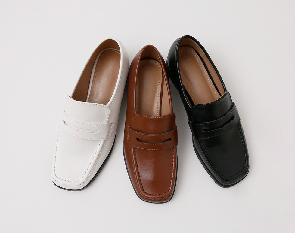 Basic Classic Loafers