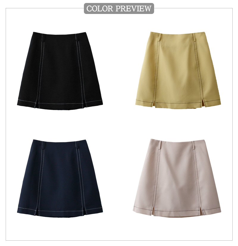 Tear Skirt Pants
