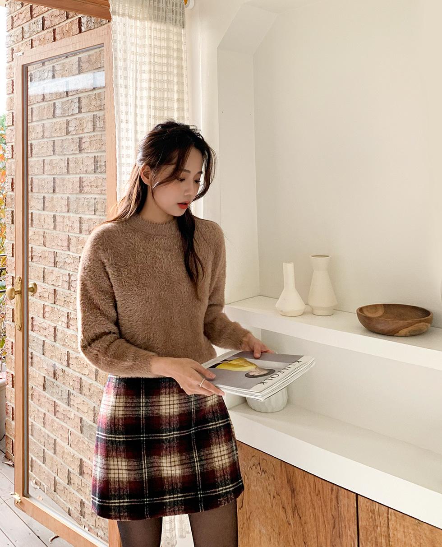Warm Color Knitwear